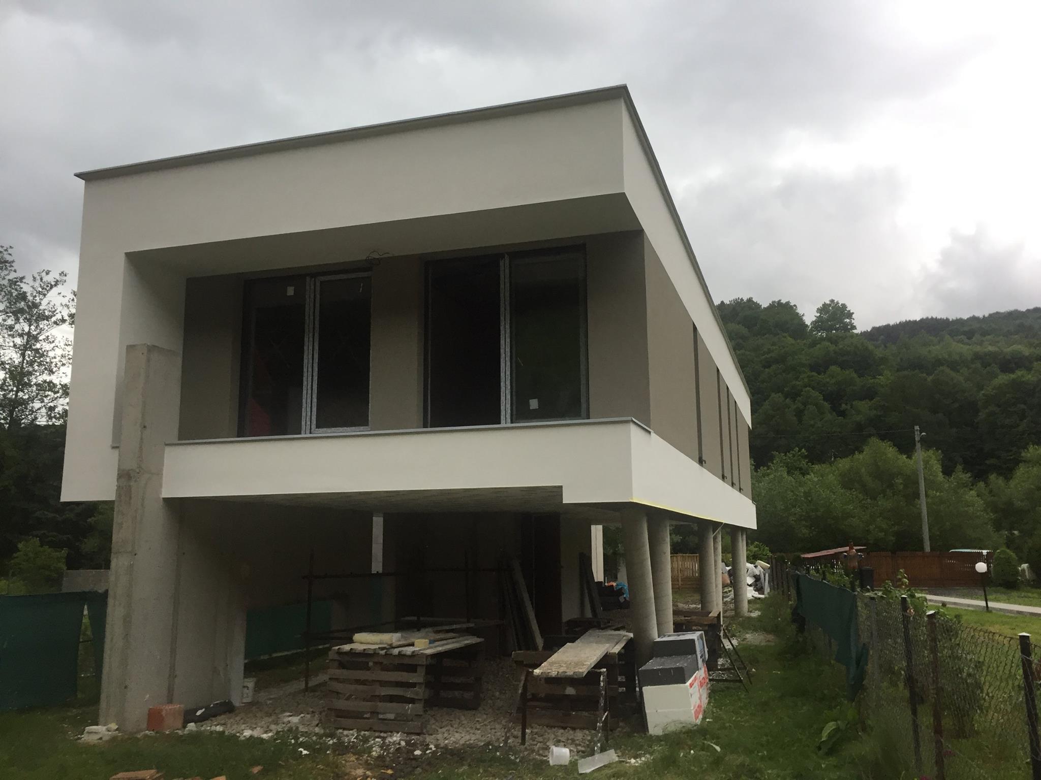 výstavba domu Skala 010