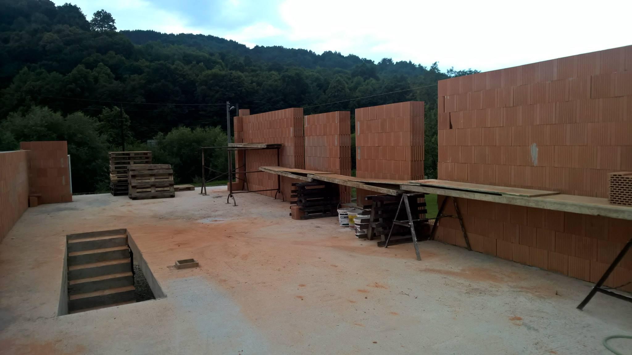 výstavba domu Skala 03