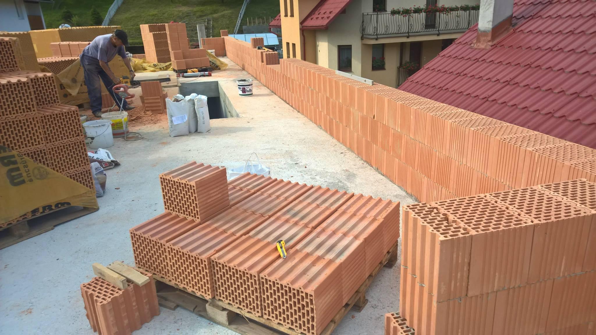 výstavba domu Skala 04