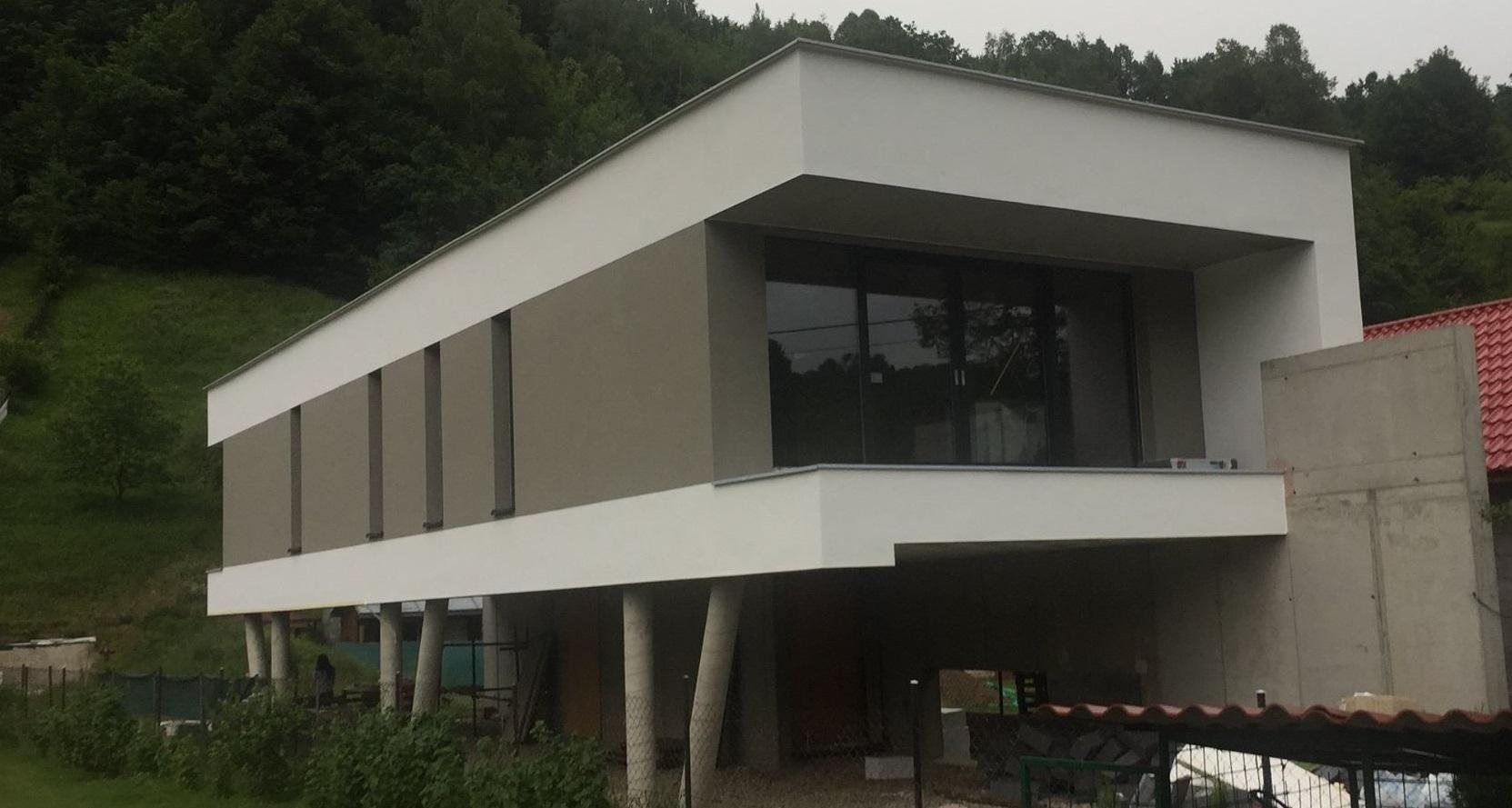 výstavba domu Skala 09